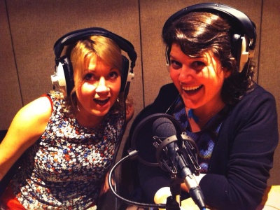 Heidi and Ruth Barnes, amazing radio